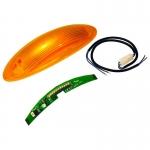 Сигнальная лампа на тумбу шлагбаума 001G02801