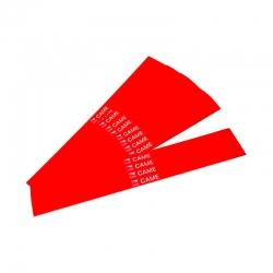 Наклейки светоотражающие узкие 001G02809