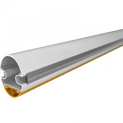 Стрела усиленная полуовальная алюминиевая 3м. 001G03750/3