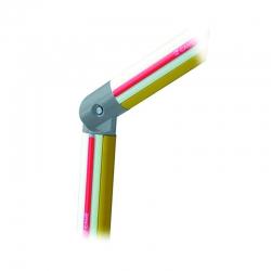 001G03755SX Шарнир для складной стрелы 001G03750 левый