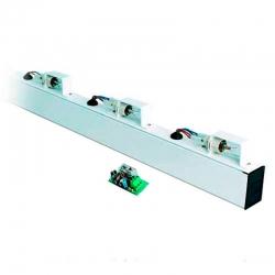 001G0460 Лампа сигнальная на стрелу с платой управления для шлагбаумов 001G4000, 001G6000 / 6шт./