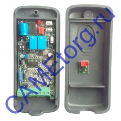 Радиоприемник 2-х канальный в корпусе универсальный CAME 001RE432RC
