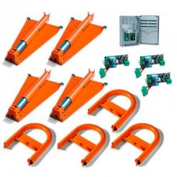 Парковочная система UNIPARK4