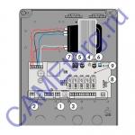 Блок управления одним приводом 002ZL160N