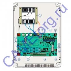 Блок управления с расширенным набором функций 002ZL90
