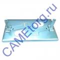 Основание монтажное BK CAME 119RIBK001