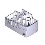 Корпус редуктора BXV800 BXV1000 119RIBS020