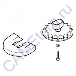 Шестеренка для C001 119RICX004