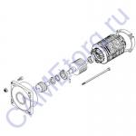 Электродвигатель FERNI 119RID087