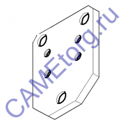 Пластина монтажная FLEX 119RID143
