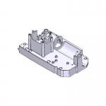 119RID433 Крышка корпуса редуктора OPB001
