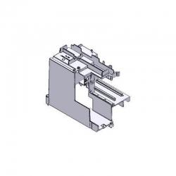 119RID438 Шасси пластиковое OPB001