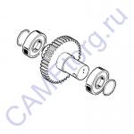 Вал выходной CAME GARD G4000 119RIG050