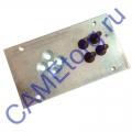 Пластина крепления стрелы CAME GARD G4000 119RIG055