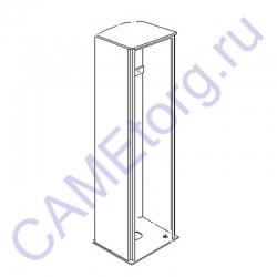 Корпус шлагбаума GARD G2500 119RIG087