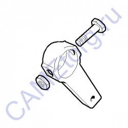Рычаг мотора GARD G2500 119RIG091