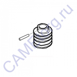 Червяк GARD G2500 119RIG094