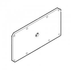 Пластина крепления стрелы GARD G2080 G2081 119RIG131