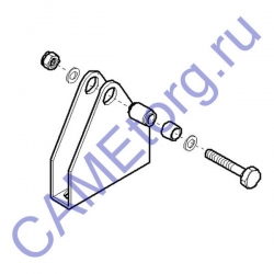 Крепление пружины G2080 G2081 119RIG148