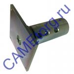 Крепление стрелы с валом G2080 G2081 119RIG163