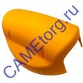 Накладка декоративная для стрелы шлагбаума G4040 G4041 119RIG166