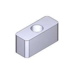 Направляющая нижняя внутренняя 119RIP023