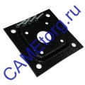 Пластина монтажная CLM CSS DOC-L 119RIR002