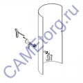 Крышка с замком разблокировки CAT-X 119RIX012