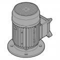 Двигатель BY-3500T 119RIY070