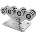 SPEED S Тележка с 8 роликами S до 500кг 1700001