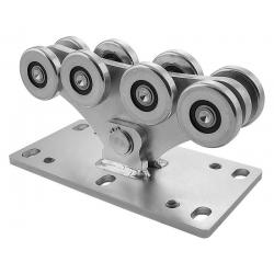 SPEED M Тележка с 8 роликами M до 800кг 1700010