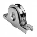 WSO 1024 Колесо D100 полукруглое сечение до 300 кг 1700041
