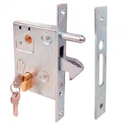 LOCK L Замок-крюк для откатных ворот без автоматики 1700053