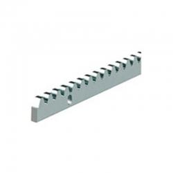 Рейка зубчатая (30х8мм) для откатных приводов, 1м. 262-30x8