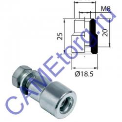 Крепежный элемент для зубчатой рейки 264
