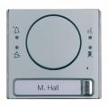BPT MTMFA1P Накладка аудиомодуля c 1 кнопкой 60020060
