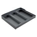 BPT MTMSP3M3 Коробка с козырьком для монтажа вызывных панелей 60020480