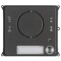 BPT MTMFA1PVR Фронтальная накладка 1 кнопка для аудиомодуля 60020610