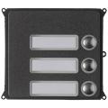 BPT MTMF3PVR Фронтальная накладка для 3-кнопочного кодонаборного модуля 60020670