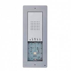 DC/01 Аудио вызывная панель BPT THANGRAM серый цвет 60090010