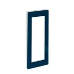 DPF BL Фронтальная накладка для вызывной и кнопочной панели BPT THANGRAM, цвет тёмно-синий 60090570