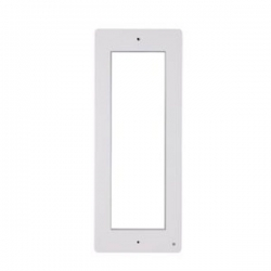 DPF BI Фронтальная накладка для вызывной и кнопочной панели BPT THANGRAM, цвет белый 60090580