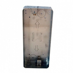 DSM Стальная монтажная коробка для вызывной кнопочной панели BPT THANGRAM 60090630