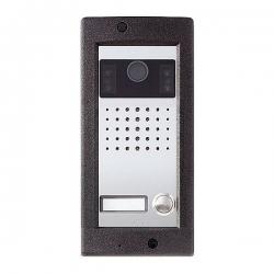 HPV/1 VR 1-кнопочная накладка на вызывную панель видеодомофона BPT, вандалозащитная 60096200