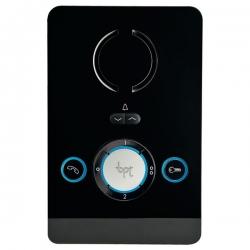 PEC NF Абонентское аудиоустройство BPT hands-free PERLA, цвет черный лак 60540020