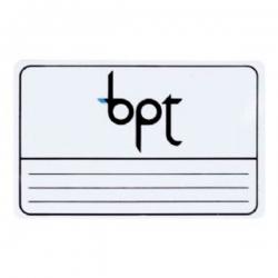 DBAD10 Комплект карт BPT для считывателя, 10 штук 61800460
