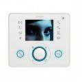 """OPALE WHITE Абонентское устройство BPT OPALE с цветным дисплеем 3,5"""" и сенсорными клавишами, цвет белый лёд 62100270"""
