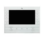 """FUTURA X1 WH Абонентское устройство BPT hands-free с цветным 7"""" дисплеем цвет белый лёд 62100520"""