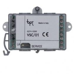 VSC/01 Модуль BPT подключения 4х дополнительных камер 62740060