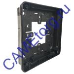 OPALEKP BLACK Комплект для настенной установки абонентского устройства BPT OPALE W BLACK, цвет чёрный 62800370